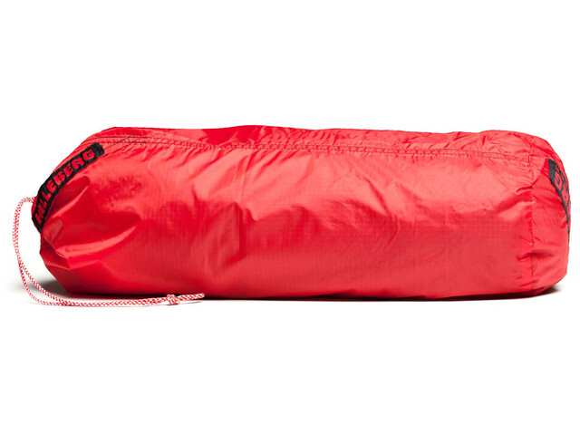 Hilleberg Tent Bag 63x25cm red